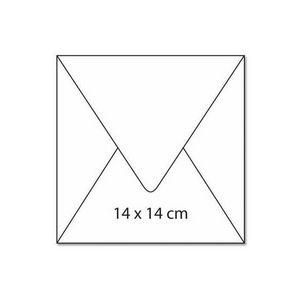 Envelop 0210 Wit