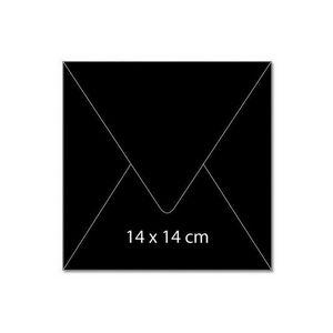 Envelop 0219 Zwart