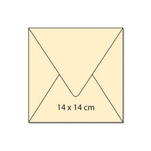 Envelop 0241 Creme