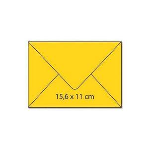 Envelop 0247 Goudgeel