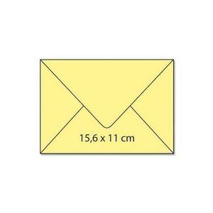 Envelop 0275 Geel