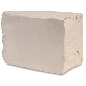 Witte chamotte fijn