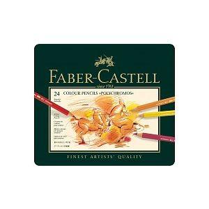 Faber Castell Polychromos set 24 stuks