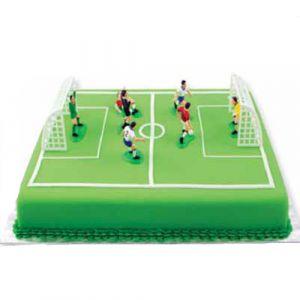 PME Football- Soccer set, 9-delig