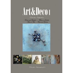 Powertex boek Art & Deco 1