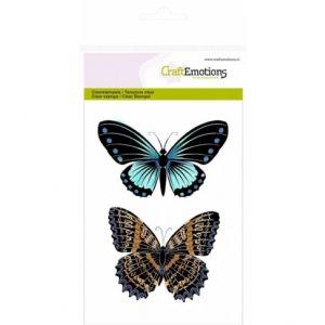 Clearstempel Vlinders