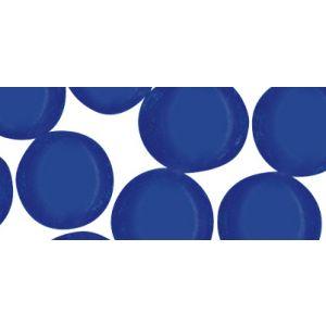 Mozaiek glassteentjes rond 1cm middenblauw Rayher 1452109