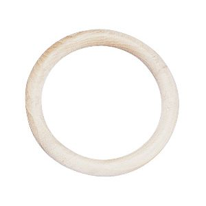 Houten ringen Ø10cm Rayher 64 020 00