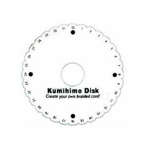 Kumihimo disk rond Ø 15cm