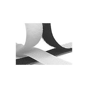 Velcro klittenband wit 20mm