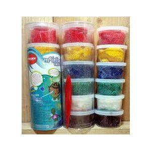 Foam Clay Basis set van 6 kleuren