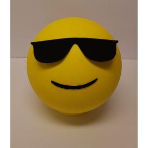 Kant en klare Sinterklaas surprise: Emoji zonnebril