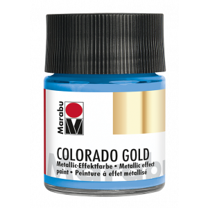 Marabu Colorado Gold metallic-effectverf 50ml 713 Metallic-oranje
