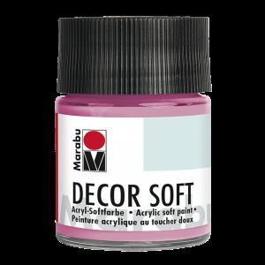 Marabu DECOR SOFT soft-touch acrylverf 50ml 020 Citroen