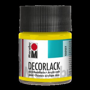 Marabu Decorlack acrylverf 50ml 013 oranje