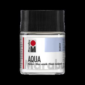Marabu AQUA Glossy lak waterbasis 50 ml glanzend
