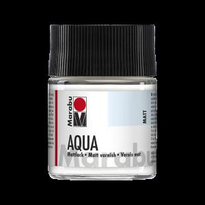 Marabu AQUA Matt lak waterbasis 50 ml mat