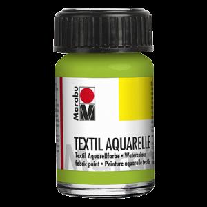 Marabu Textiel Aquarel verf waterverf 15ml 014 Magenta