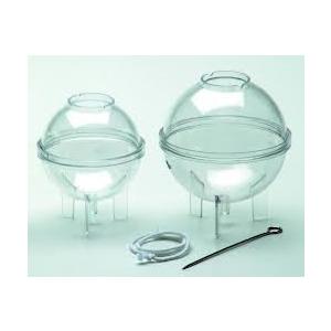 Kaarsengietvorm bal groot Ø 80mm