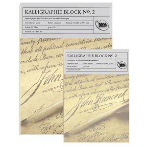 Kalligrafieblok A4 50 vel