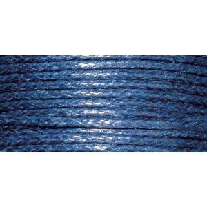 Katoenkoord met waslaag donkerblauw Rayher 51 691 10