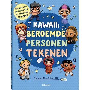 Kawaii: beroemde mensen tekenen