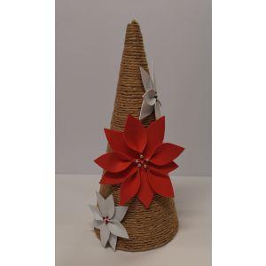 Kerst surprise pakket zelf maken: Kegel
