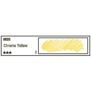 KIN Gioconda soft pastel 02 Chroomgeel