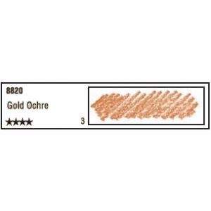 KIN Gioconda soft pastel 03 Gele oker