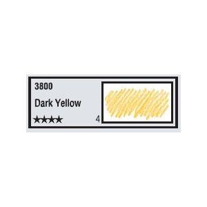 KIN polycolor kleurpotlood 04 Donker geel