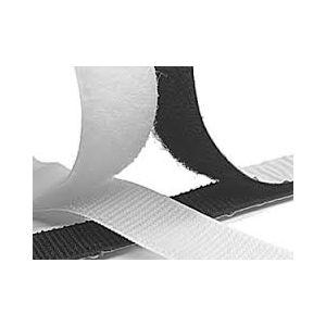 Velcro klittenband wit 20mm zelfklevend