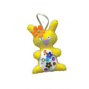 Krazy kits kleur Bunny 10x6 cm