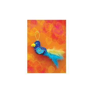 Krazy kits kleur Birdy 7x10 cm