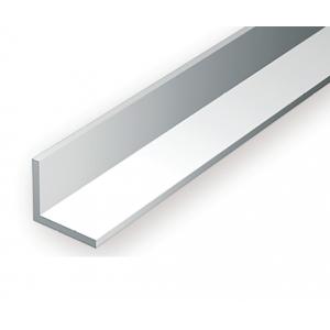 Evergreen scale model 5 Strips L Hoekprofiel 0.25x0.5 mm