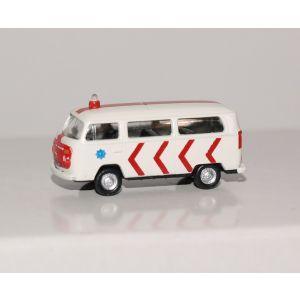 VW T2 Politie miniatuur