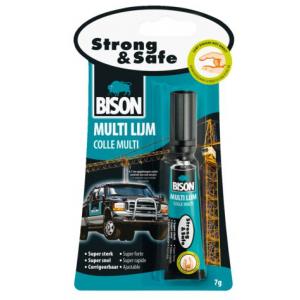 Bison Multilijm strong&safe 7 gram