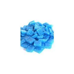 Mini Glass A15 Deep Turquoise 10x10 mm
