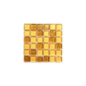 Mini Glitter Fools Gold 10x10 mm