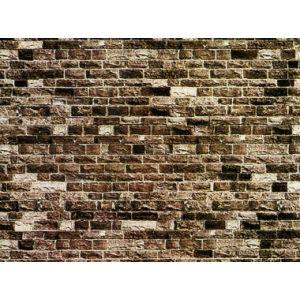 NOCH Muurfolie basalt 64x15cm