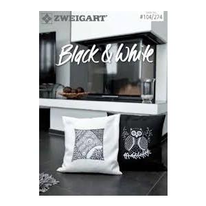 Zweigart 104/274 Black & White