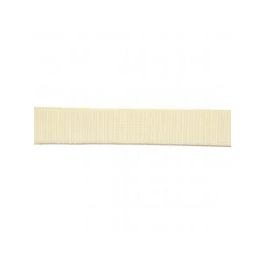 Tassenband 20mm ivoor