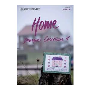 Zweigart 104/276 Home Designes creations 1