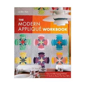 The modern appliqué workbook