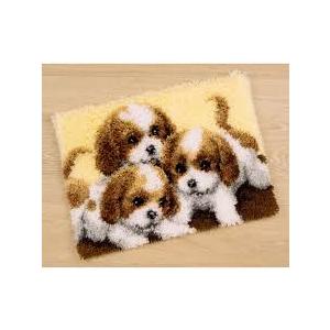 Knooppakket 3 puppies