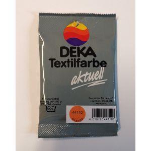 Deka Aktuell textielverf koud water kleur 44110 Orange DEKA44110