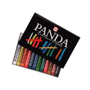 Panda oliepastels set12 400C12