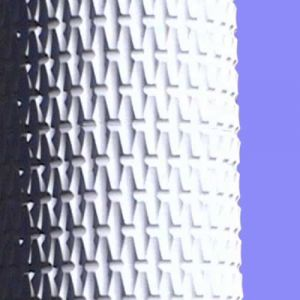 PME Basketweave fine texture Rolling Pin 25cm