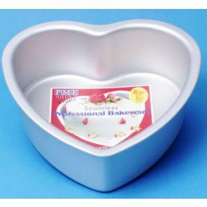 PME Deep Heart Pan 15x7.5cm