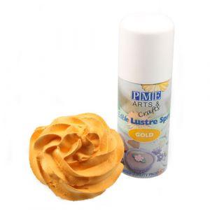PME Gold Lustre Spray 100ml