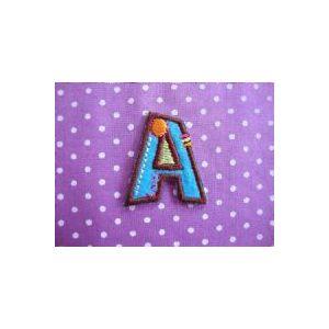 Pronty fun letter A